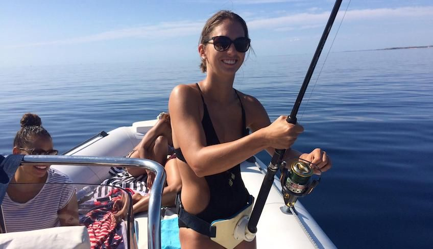 noleggio gommone siracusa - giro in barca a siracusa