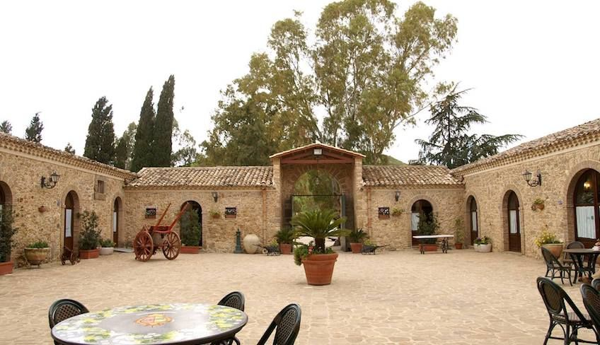 baglio siciliano - wine resort sicilia