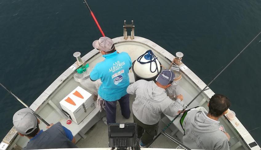 pesca turismo sicilia - pescare a Catania