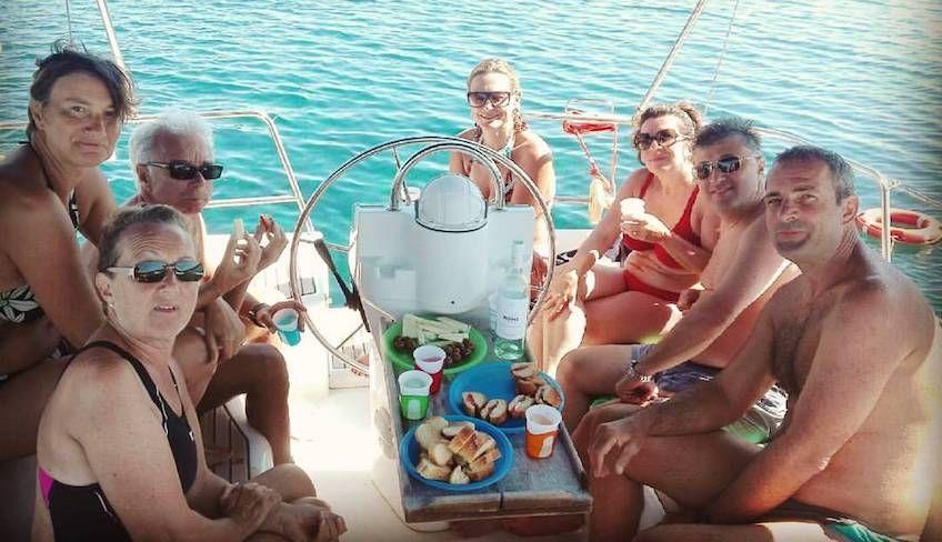 egadi in barca - escursioni egadi