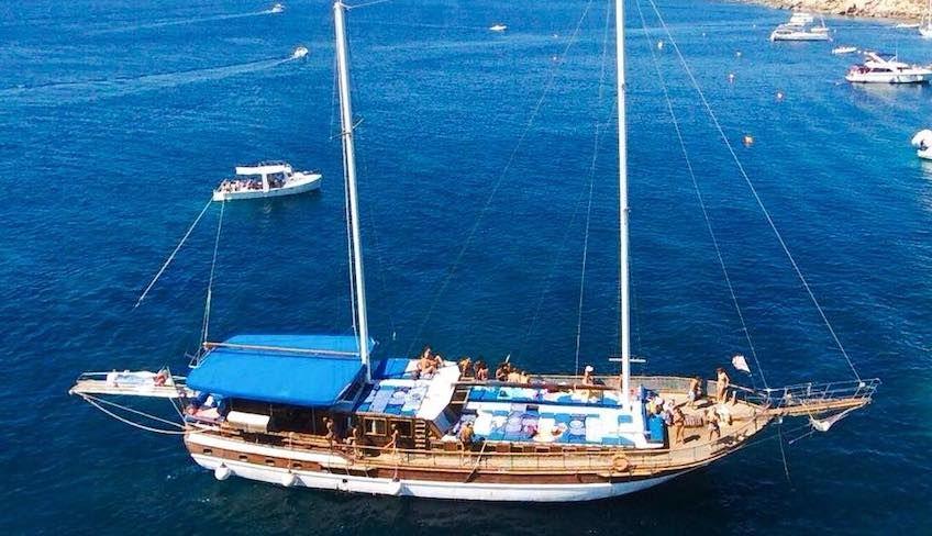 minicrociera san vito lo capo - noleggio barca marsala