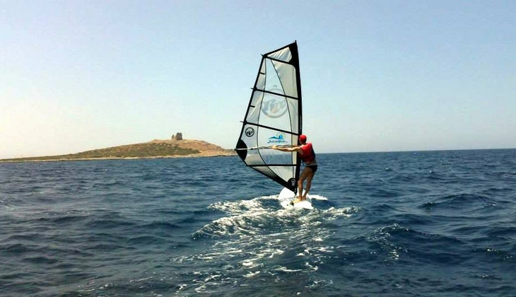 Windsurf Palermo -