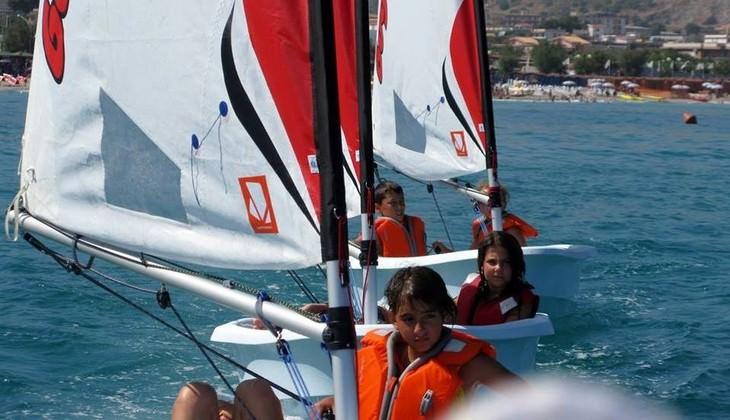 scuola di vela palermo -
