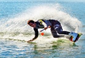 lago rubino trapani - wakeboard sicilia
