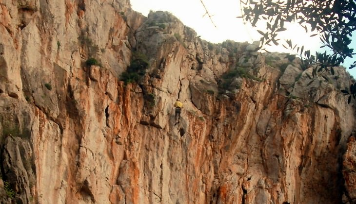 arrampicata palermo - free climbing palermo