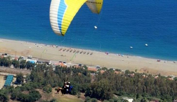 parapendio sicilia - paracadutismo sicilia