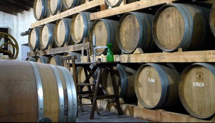 Degustazione Vini Sicilia - Tenuta La Lumia