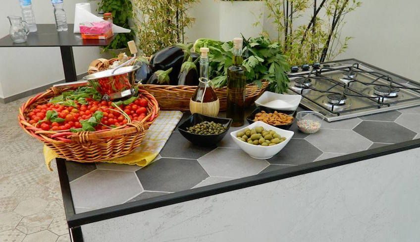 Agriturismo agrigento - corso di cucina agrigento