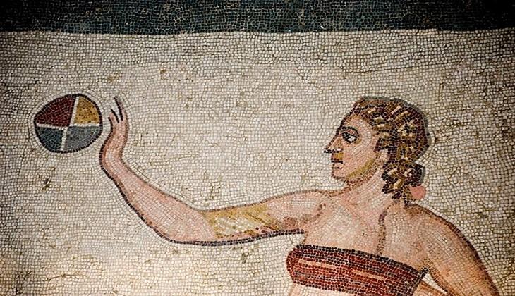villa romana del casale  - outlet palermo