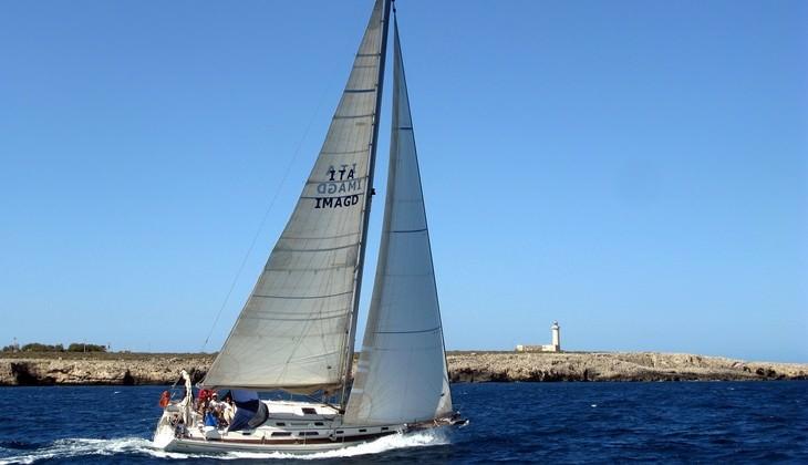 vacanze in barca a vela sicilia - crociera in barca a vela Sicilia