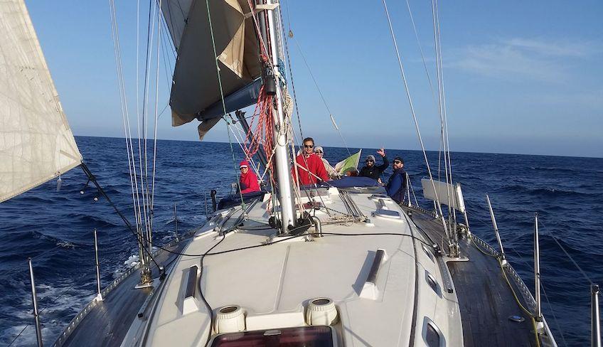 vacanze in barca a vela sicilia - Scuola di barca a vela sicilia