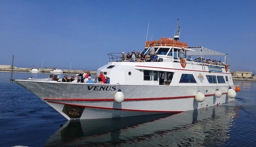 Egadi In Barca - Tour Egadi