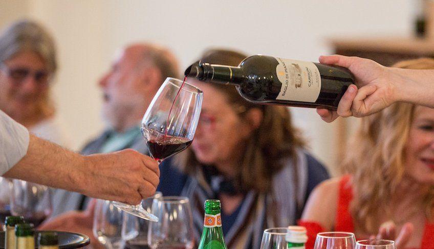 cantine a Marsala - degustazione vini donnafugata