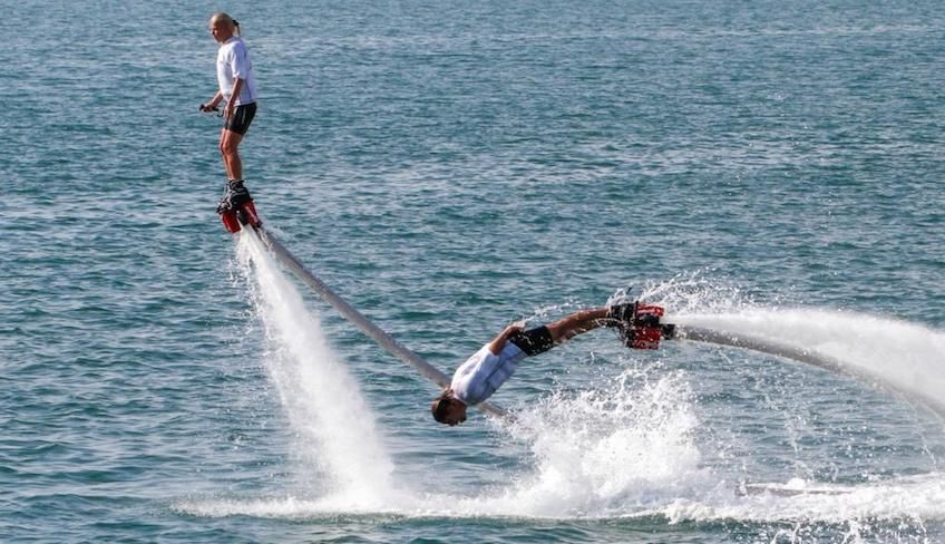 flyboard sicilia -