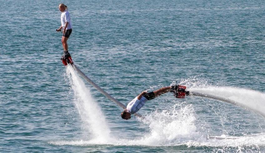 flyboard sicilia -