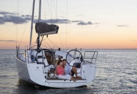 isole egadi in barca a vela - egadi in barca a vela