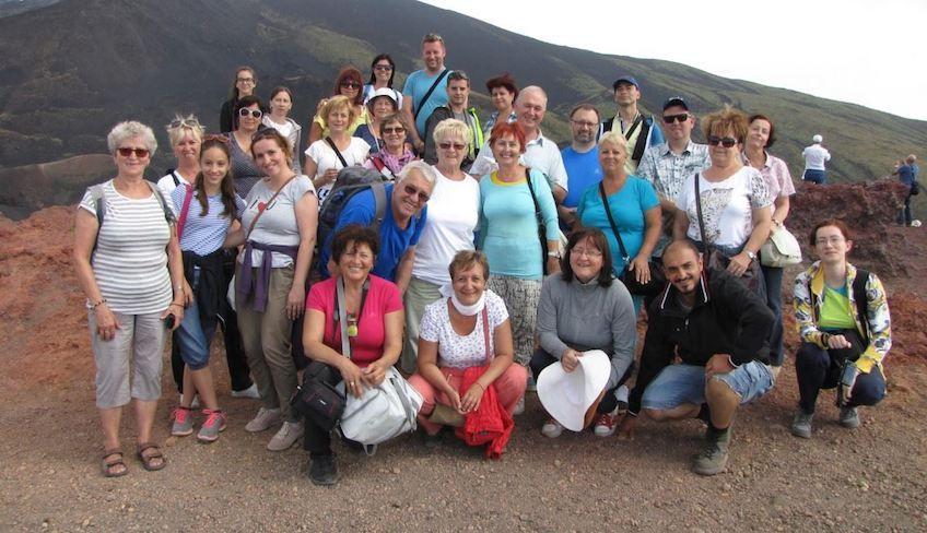 Tour etna - etna in auto