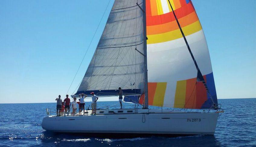 crociera da palermo - vacanze in barca a vela sicilia