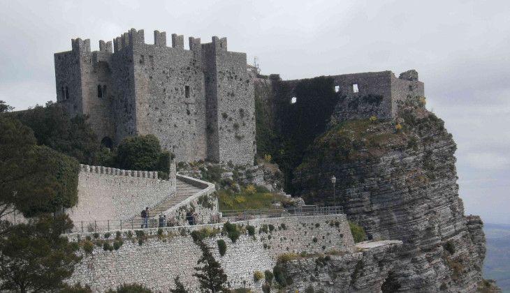 come raggiungere erice da Palermo - escursioni erice