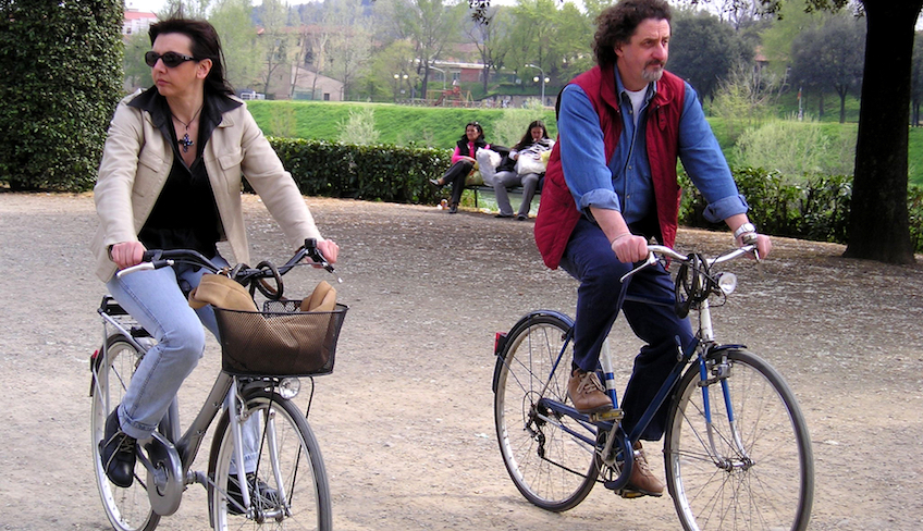 Catania In Bici - Itinerari Catania