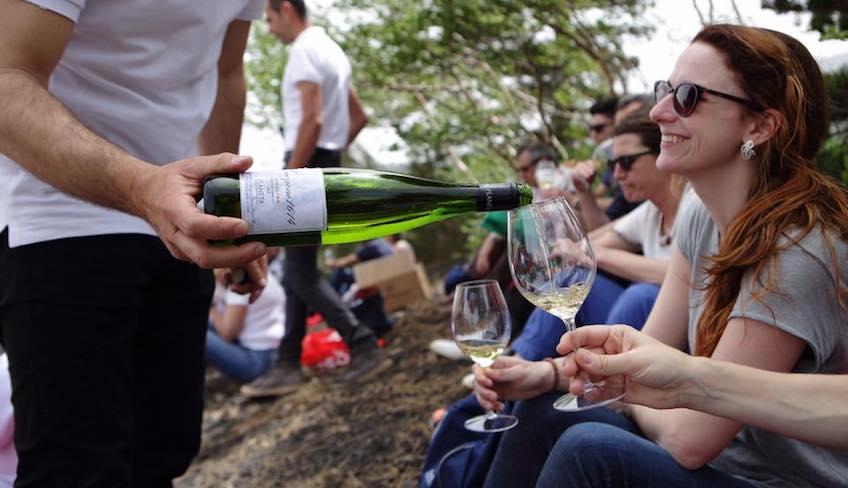 degustazione vini etna mangiare sull'etna cantine siciliane