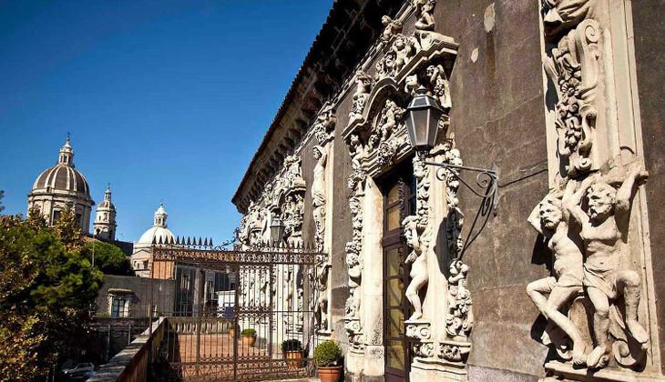 Palazzo Biscari Catania - Corso Di Cucina Catania