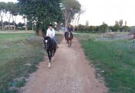 passeggiate a cavallo siracusa - maneggio siracusa