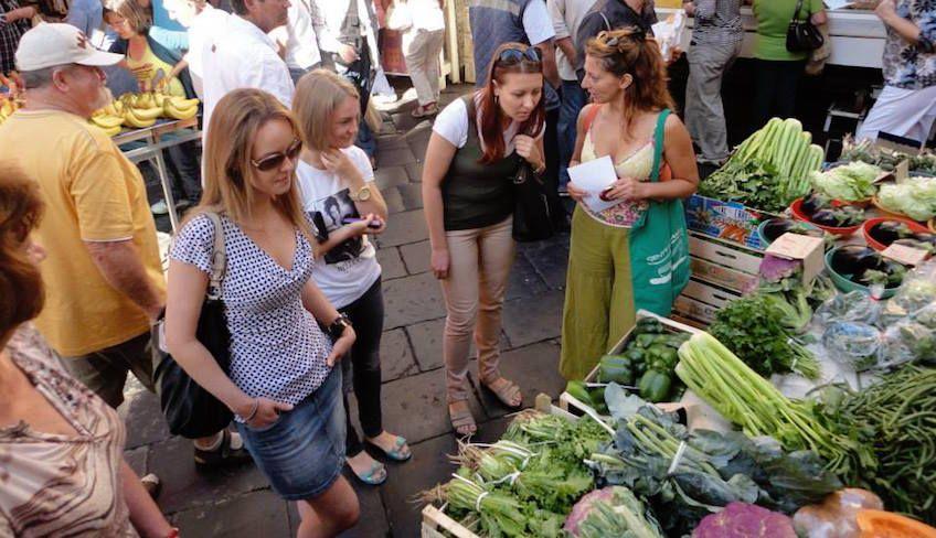 corso di cucina catania: una lezione di cucina al centro di ... - Corso Cucina Catania
