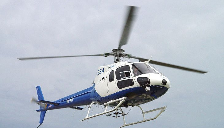 Elicottero Privato : Tour in elicottero di palermo sicilia
