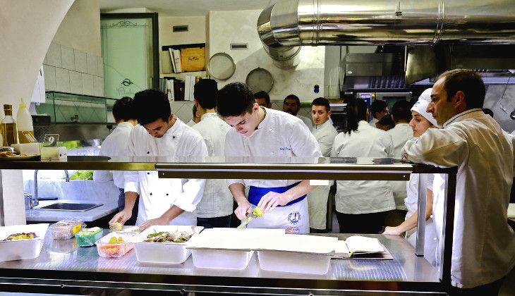 Corso Di Cucina A Catania In Sicilia