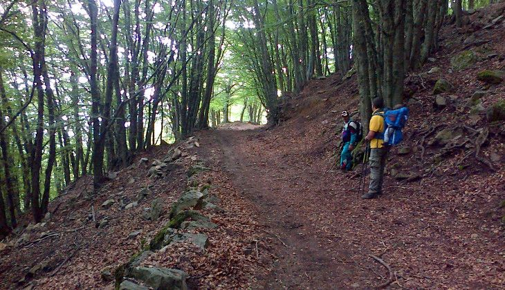 tour trekking siclia - itinerari sicilia orientale