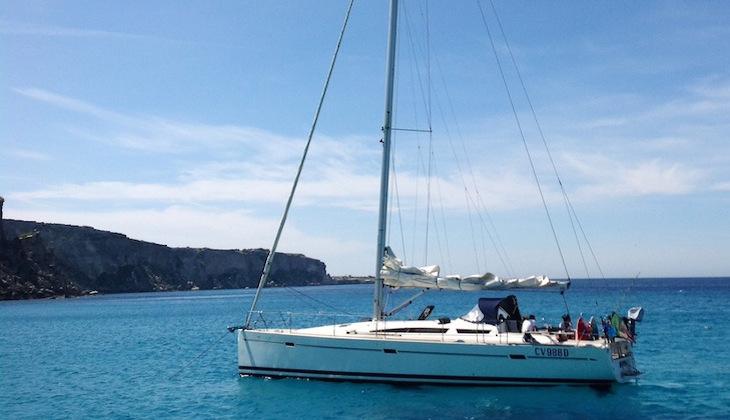 Vacanze in barca a Vela Sicilia