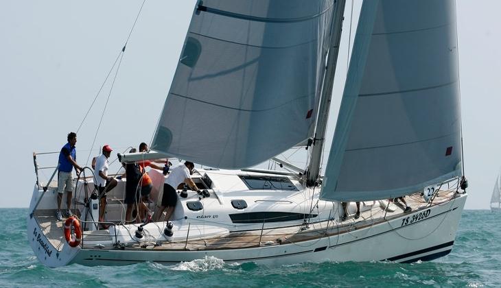 Barca a Vela Egadi