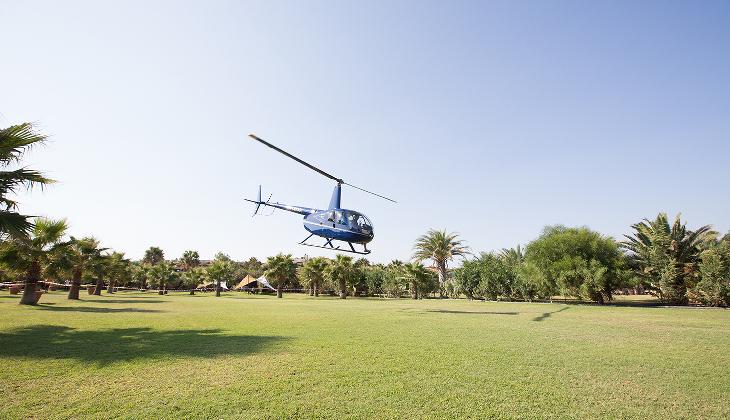 Tour Elicottero Sicilia