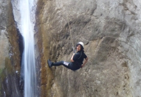 Canyoning Taormina