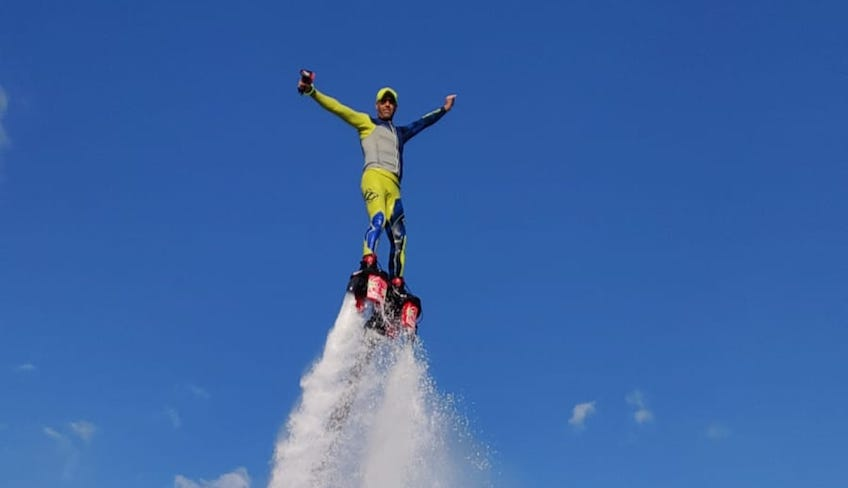 Flyboard Sicilia