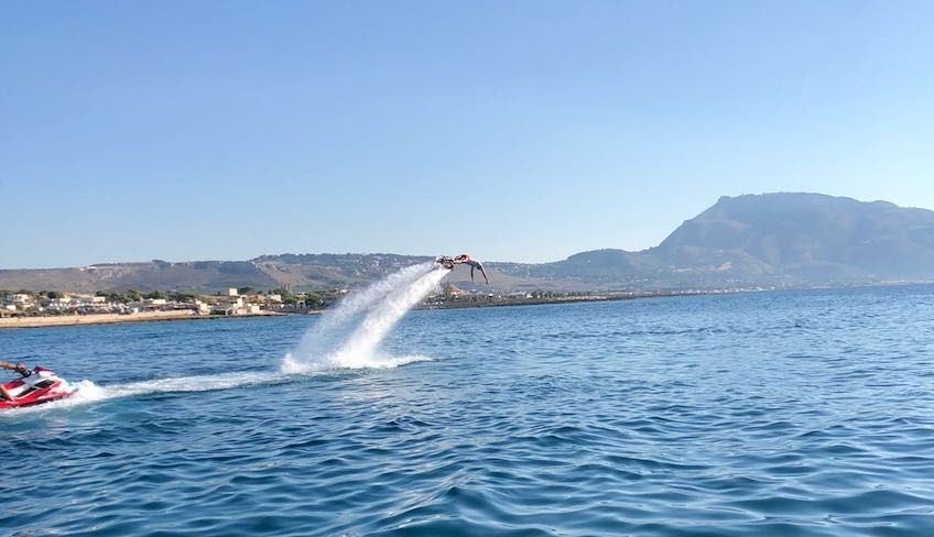 flyboard sicilia - flyboard catania