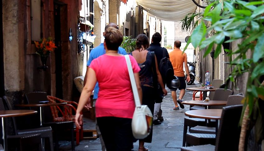 Catania cosa vedere - Street food Catania