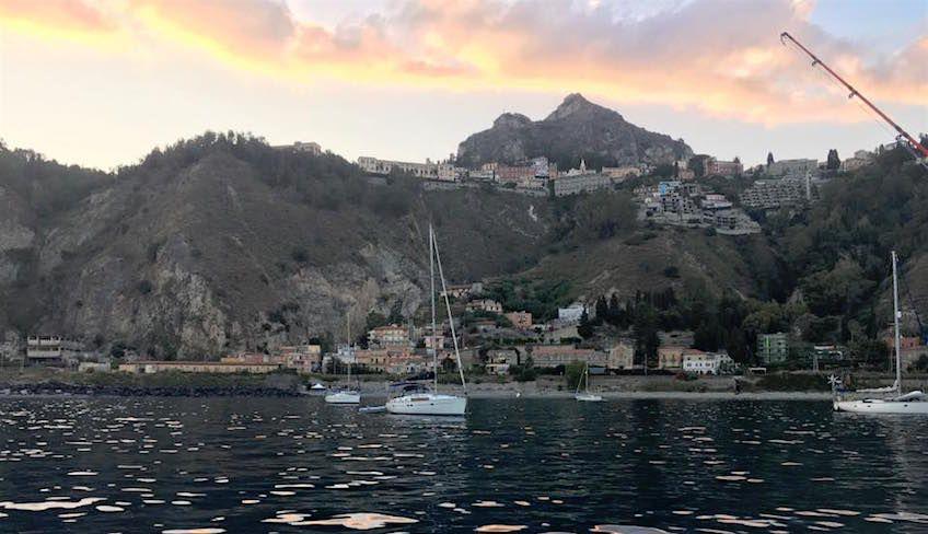 crociera barca a vela taormina - crociera barca a vela catania