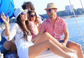 vacanze in barca a vela eolie - week end eolie