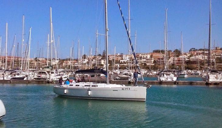 vacanze in barca - barca a vela Sicilia