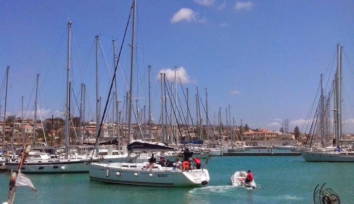 vacanza in barca a vela - gita in barca