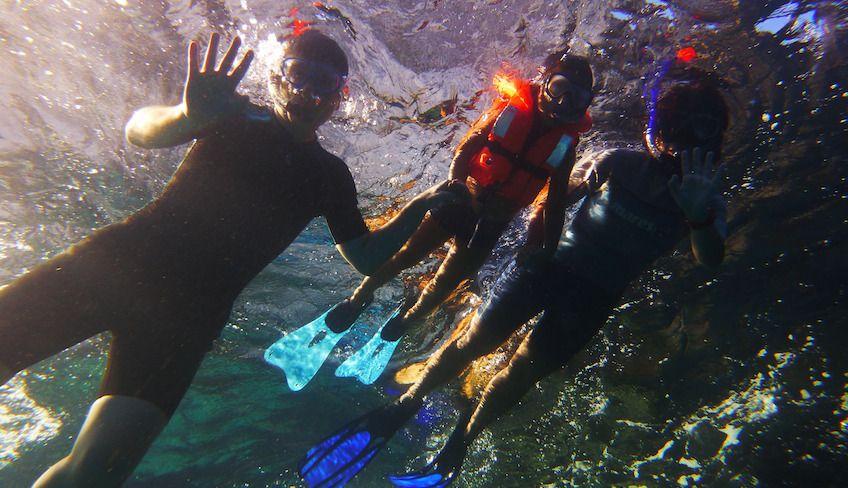 corso archeologia subacquea - corso subacqueo sicilia
