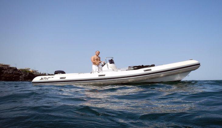 noleggio gommoni catania - noleggio barche catania