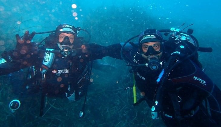 diving sicilia - diving catania