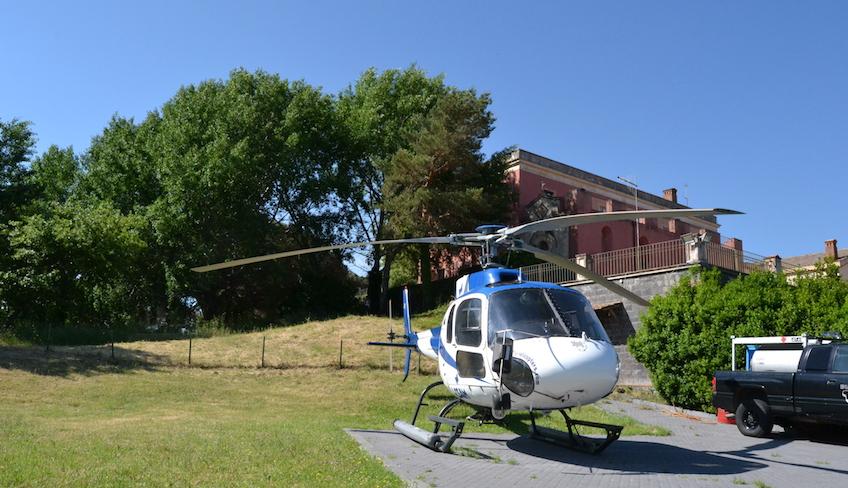 Tour Elicottero Etna