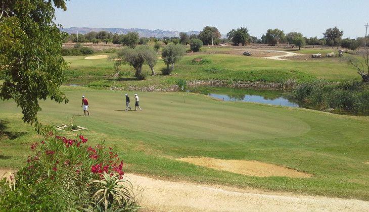 Golf sicilia  - Settimana in sicilia