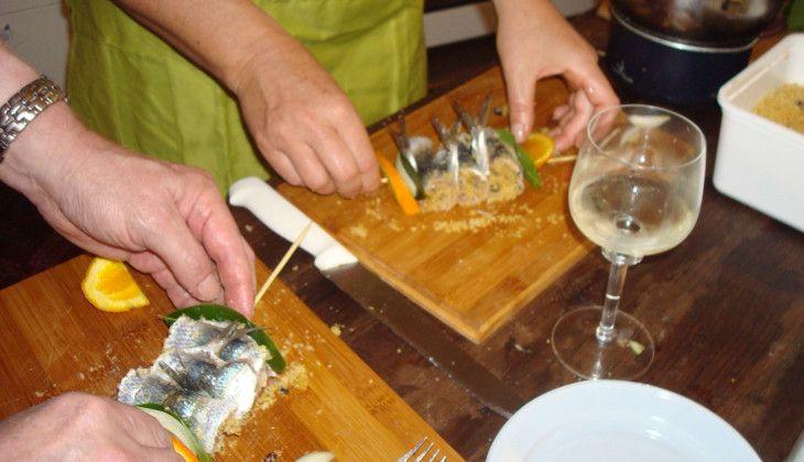 Cosa fare a Palermo - corso cucina palermo