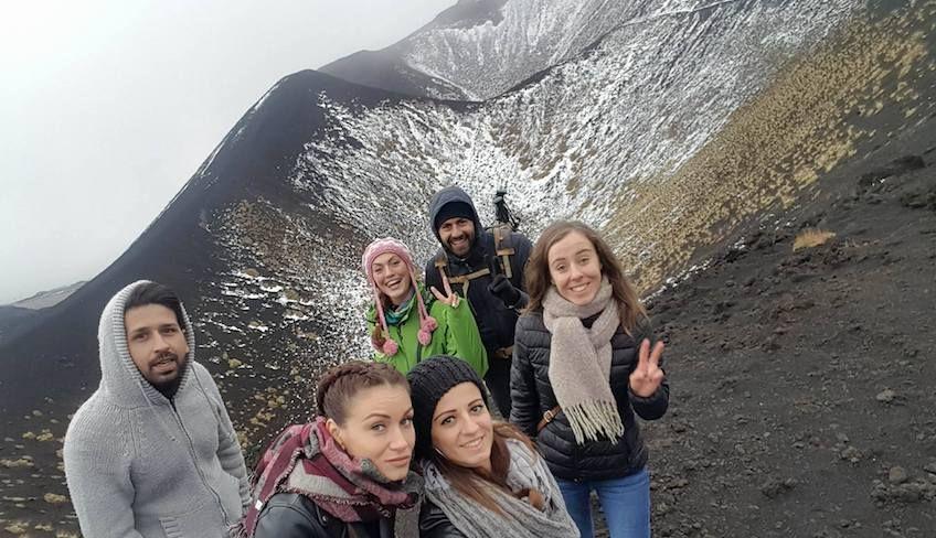 come visitare etna - etna tour