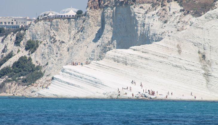 Agrigento Mare - Escursione Scala dei Turchi